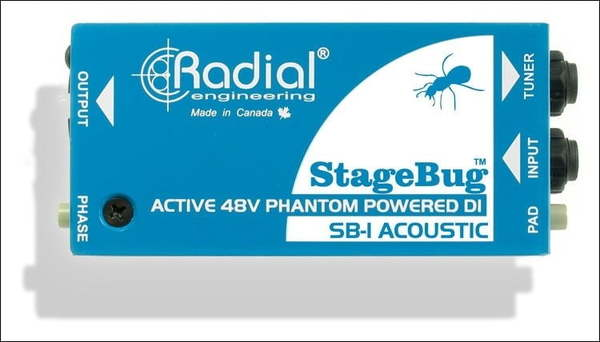 Radial Stage Bug SB-1